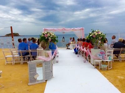 21105 Wedding setting Platinum