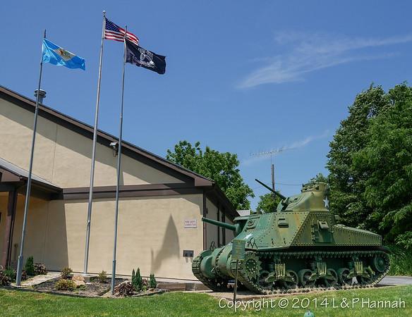VFW Post 745 - Newark, DE - M3 Lee