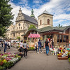Flower Market, Lviv, Ukraine