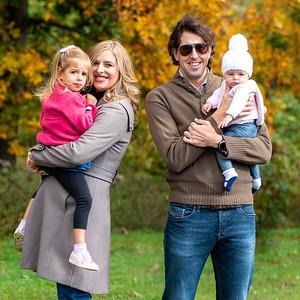 Jillian & Tyler's Family Portraits