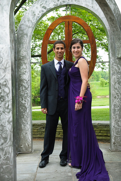 Maumee Valley Prom, 12-May-2012; photos at Toledo Botanical Garden Filename: TOP_2203