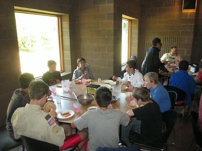 Scout Camp 2014