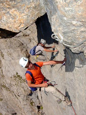 Via Ferrata & Climbing