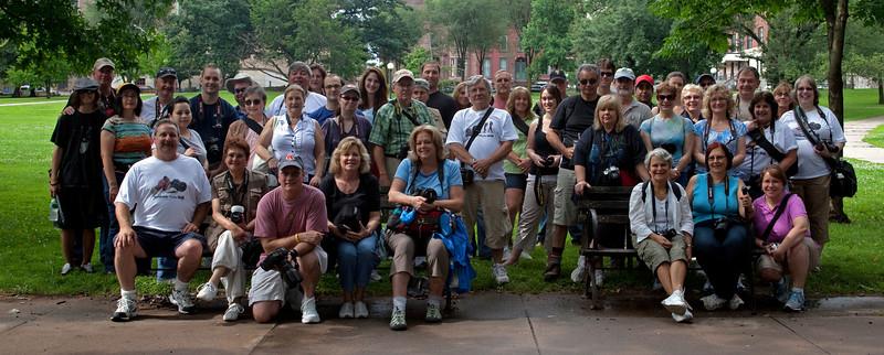 Scott Kelby's World Wide Photo Walk, Hartford, CT... July 18, 2009