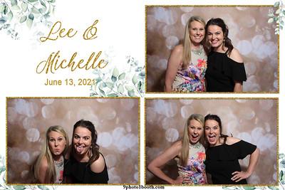 Lee & Michelle 6/13/21