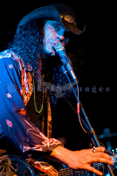 Eric Sardinas @ the Fairhaven in Bellingham