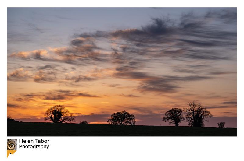 Aldfield sunset framed.jpg