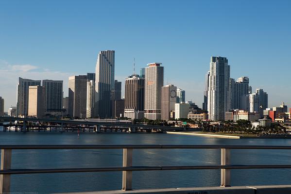 DAY 1 - Miami Beach Marina Stop