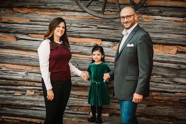 Andrews-Kite Family 2020