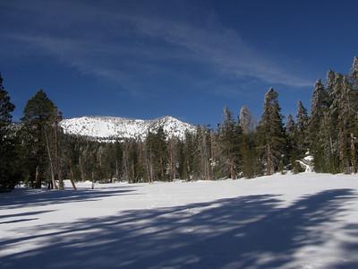 San Jacinto Trail Snowshoe - Dec 27, 2008