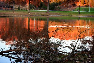 Fall Beauty at Cedar Lakes