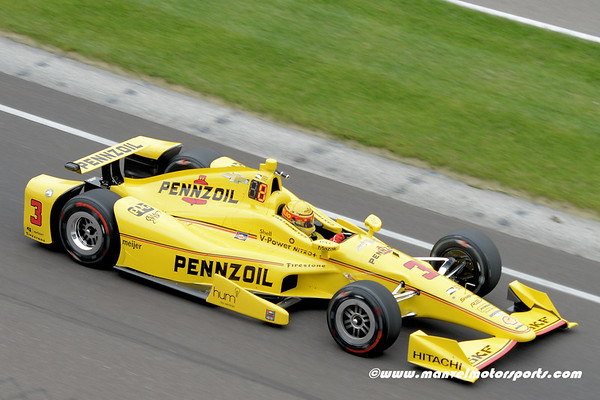 Indianapolis Motor Speedway 19 May 2016