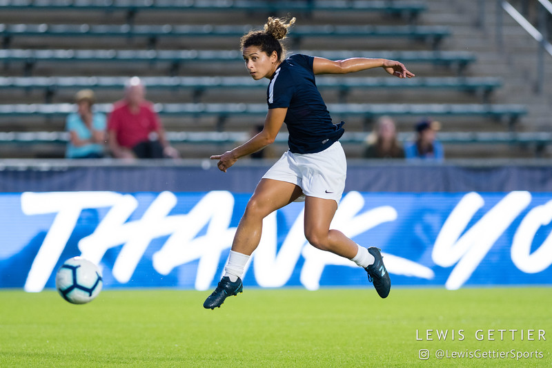 NWSL Regular Season Week 26 - NC Courage vs Sky Blue FC