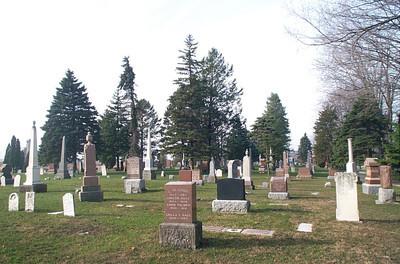 Harris Street Cemetery, Ingersoll