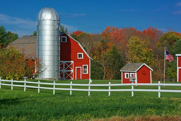 New York & Vermont  2014