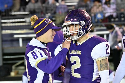 Lakers vs Webb City in State Quarterfinals 11-22-19