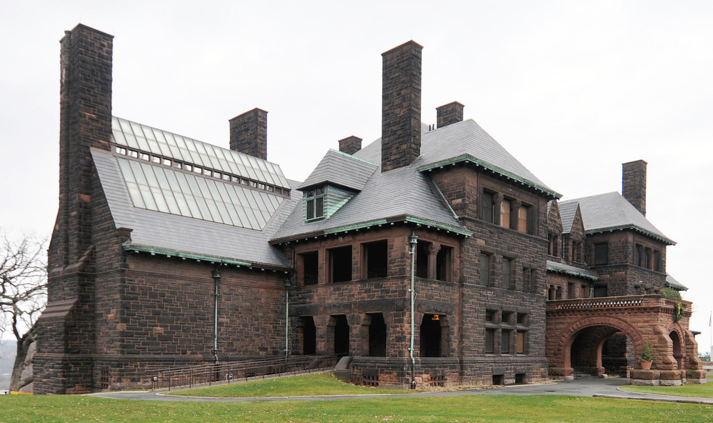 . The James J. Hill House in St. Paul might be haunted by the ghost of Maud Hill, the estranged wife of James J. Hill�s son Louis. (Pioneer Press file photo)