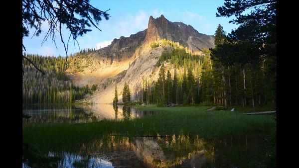 Boulder chain Lakes Movie