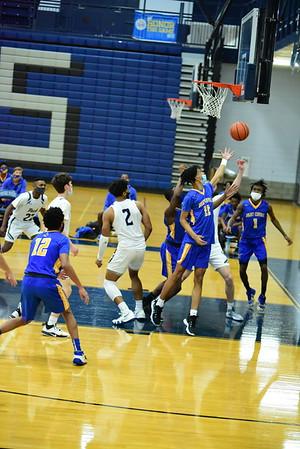 OE Varsity Boys Basketball Vs Joliet Central 2021