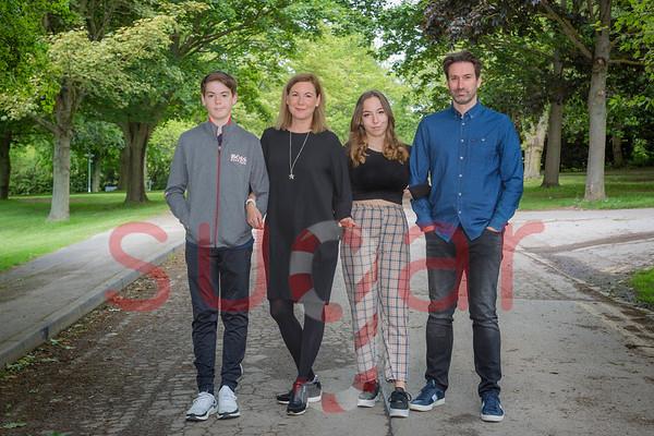 The Fatchett Family Photoshoot