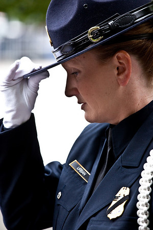 Police Week - Seventh Annual Steve Young Honor Guard Competition (2009)