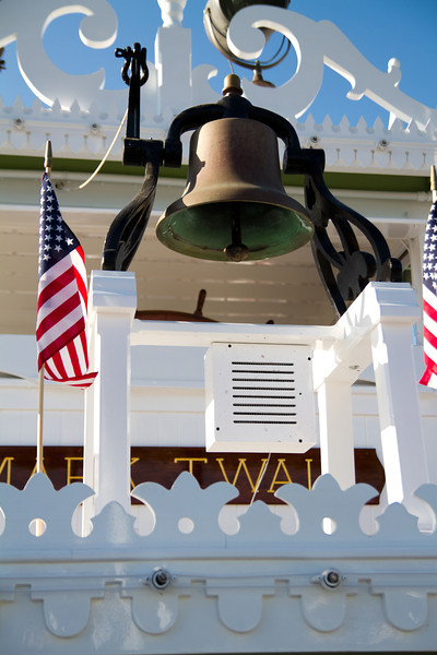 Mark Twain Riverboat Bell