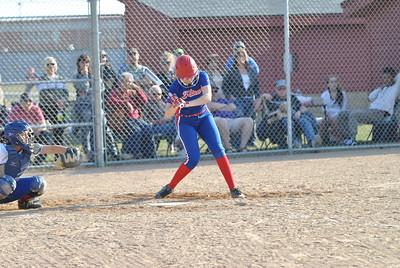 Falcon Softball vs Spring Lake Park