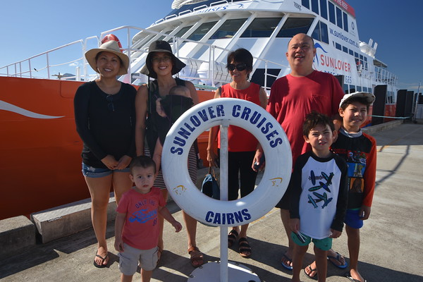 Sunlover Cruises 04th March