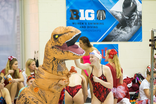 02-18-17 Big Ten Swimming and Diving Championships Day Four