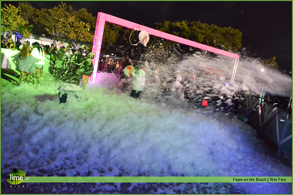 Foam on the Beach | Wet Fete