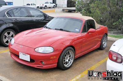 Jamie Beck's 2000 Mazda Miata