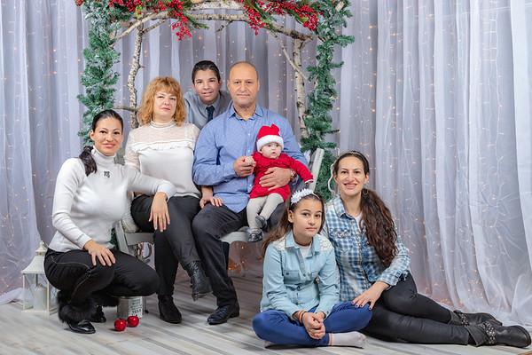 сем. Балабанови Коледа 2020