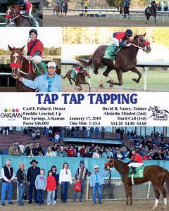 TAP TAP TAPPING - 1/17/2010