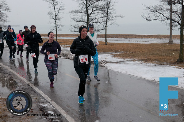 F3 Lake Half Marathon - 1/25/2020