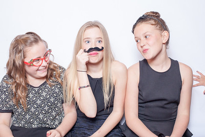 Amelia's Photo Booth Party