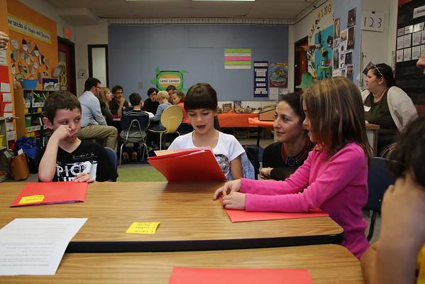 3rd Grade B Author Presentation