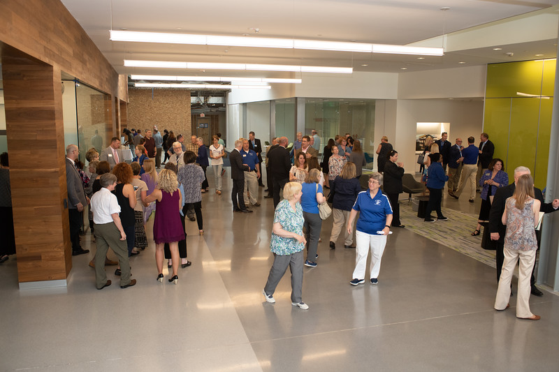 HHS open house