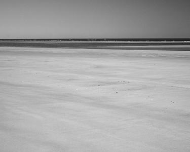 empty beach - Crane Beach - Ipswich, MA