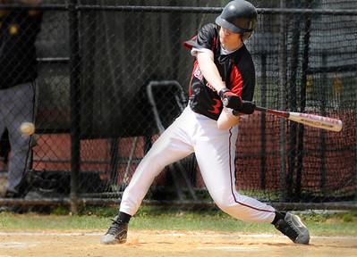 04-18-2009 HS Baseball Glen Rock 2 @ River Dell 12 (4 1/2 innings)