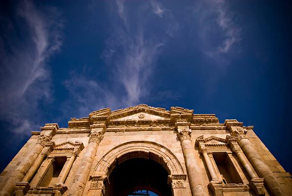 Jerash-Nebo-Kerak