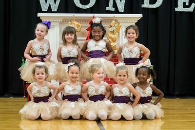 Thursday 2:00 4-5 Ballet, Tap and Tumbling