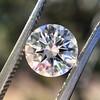 1.03ct Round Brilliant Diamond GIA G VS2 EX EX EX 5