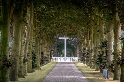 Ysselsteyn War Cemetery 2018