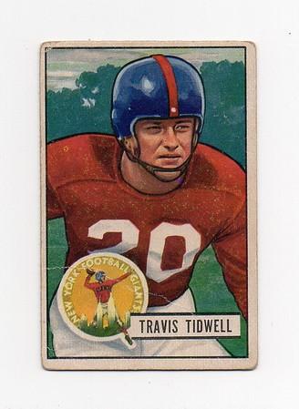 1950 - Travis Tidwell