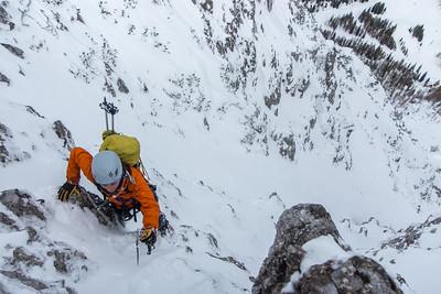 10 17 Northwest ridge of Begunjscica