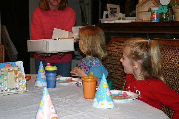 Sarah' 4th Birthday