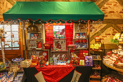 Christmas 2018 Market Display