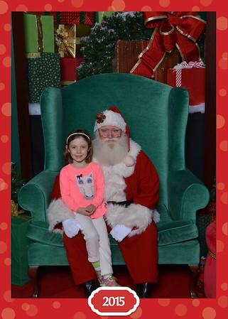 2015 Maddie vs.. Santa