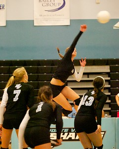 Ponte Vedra Volleyball vs Fernandina Beach 9-4-12