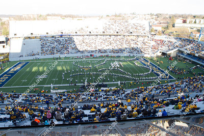 WVU vs Iowa State - November 30, 2013 - Pregame